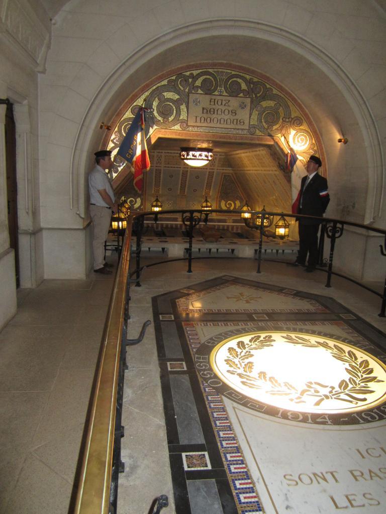 Crypte de Notre Dame de Lorette