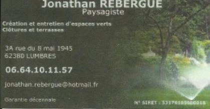 Jonathan rebergue