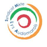Logo syndicat mixte lys audomarois