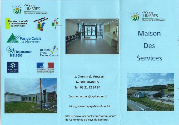 Maison des services page 1