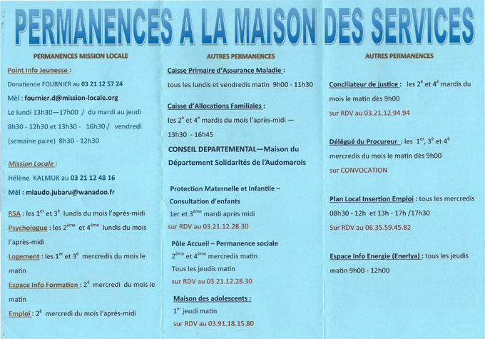 Maison des services page 2