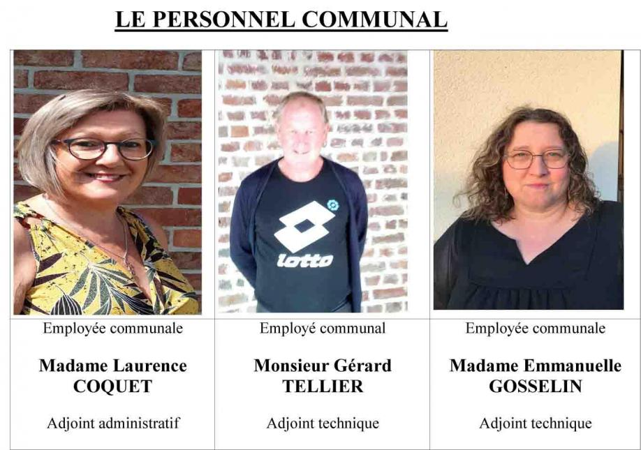 Personnel communal